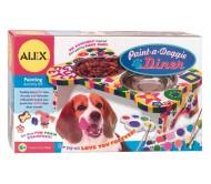 Набор Раскрась кормушку для щенка