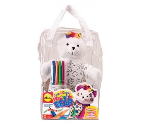 Набор Раскрась мишкуНаборы для рисования