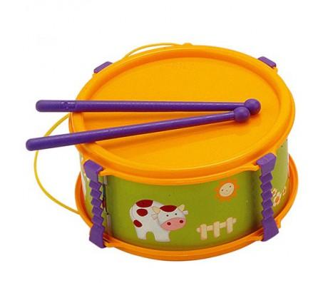 Натура барабан 18-9 смМузыкальные игрушки