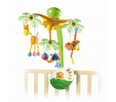 Остров фантазий с ночникомРазвивающие игрушки для малышей