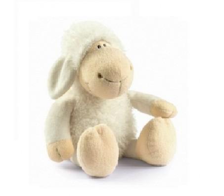 Овечка белая 50 смРазные мягкие игрушки