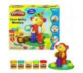 Озорная обезьянка Play Doh Hasbro