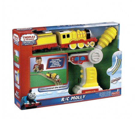 Паровозик Томас Trackmaster Молли на р/уПаровозик Томас (Thomas and friends)