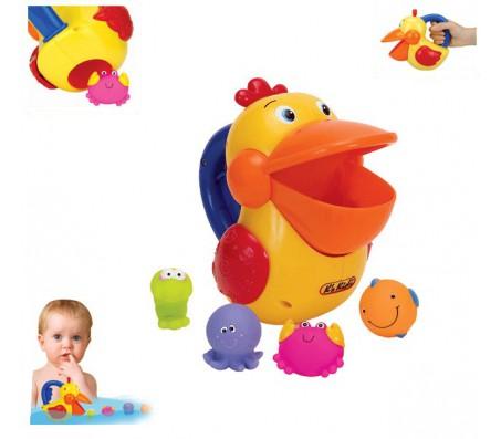 Пеликан для купанияДля купания