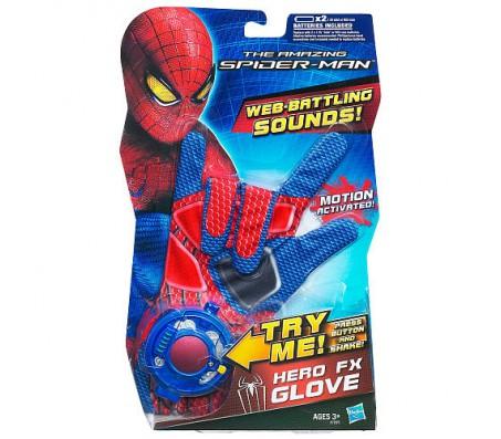 Перчатка Человека ПаукаИгрушки Человек паук (Spider Man)