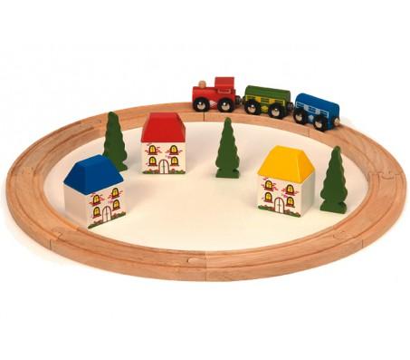 Первая железная дорогаДетские железные дороги