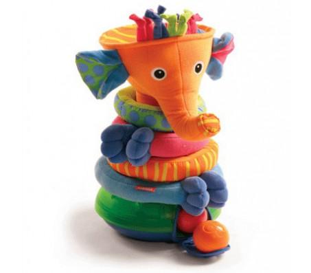 Пирамидка Tiny loveРазвивающие игрушки для малышей