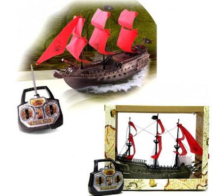 Пиратский парусник SilverlitКатера и лодки на радиоуправлении
