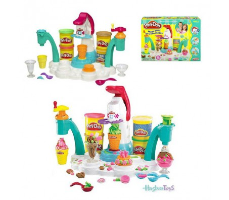 Пластилина Play Doh Фабрика мороженого HasbroПластилин Плей-До (Play-Doh)