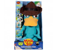 Плюшевая игрушка утенок Perry
