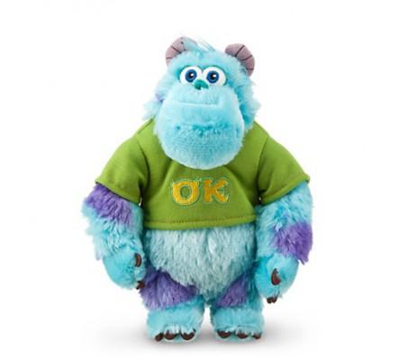 Плюшевый Sulley DisneyИгрушки Университет Монстров (Monsters University)