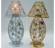 Подсвечник дизайнерская лампа