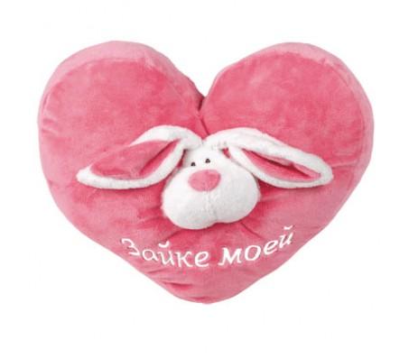 Подушка кролик 39смКролики, зайчики, котики