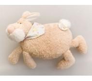 Подушка кролик с банданом