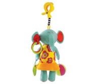 Подвеска Слоненок в платье Taf Toys