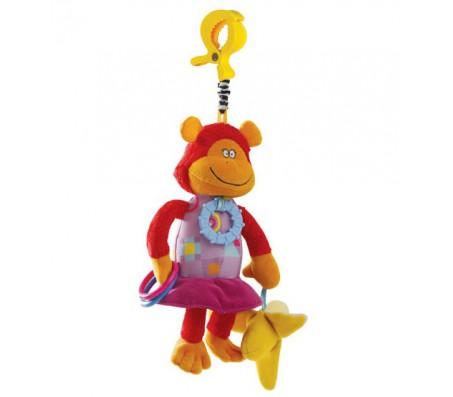 Подвеска Taf Toys обезьянкаПогремушки, подвески, прорезыватели