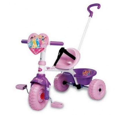 Princess трехколесный велосипедТрехколесные велосипеды