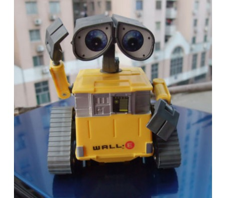 Робот Валли WALL-E Movie FigureРоботы Валли (Wall-e)