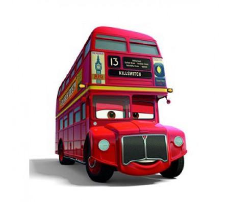 Тачки 2 Автобус MattelТачки 2 (Cars 2)