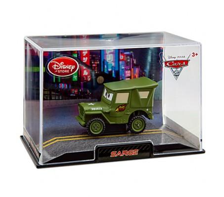 Тачки 2 Сержант Serge Disney StoreТачки 2 (Cars 2)