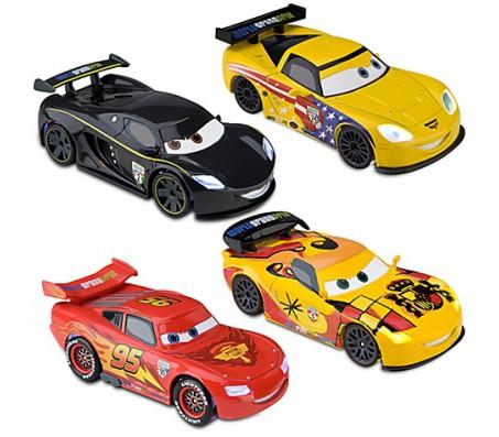 Тачки 2 игровой набор World Grand PrixТачки 2 (Cars 2)