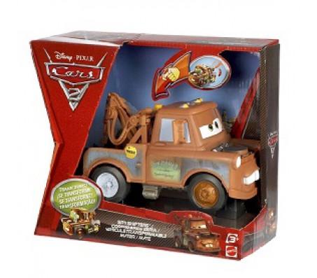 Тачки 2 Мэтр MattelТачки 2 (Cars 2)