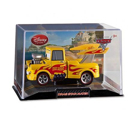 Тачки 2 Мэтр желтый Disney StoreТачки 2 (Cars 2)