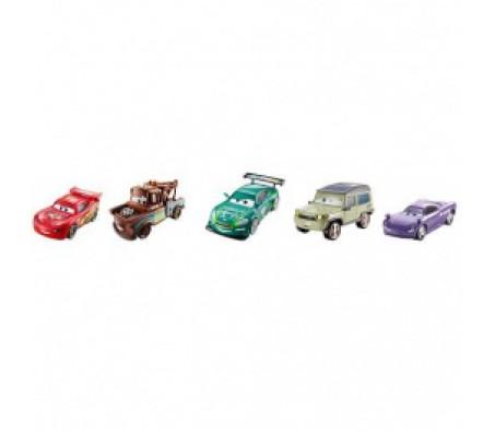 Тачки 2 Набор из 5 героев Disney StoreТачки 2 (Cars 2)