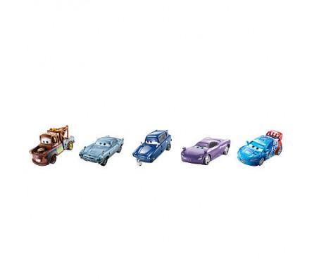 Тачки 2 Набор из 5 машинок Disney StoreТачки 2 (Cars 2)