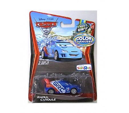 Тачки 2 Raoul Caroule Color ChangersТачки 2 (Cars 2)
