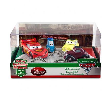 Тачки 2 Topolino s говорящие машинки DisneyТачки 2 (Cars 2)