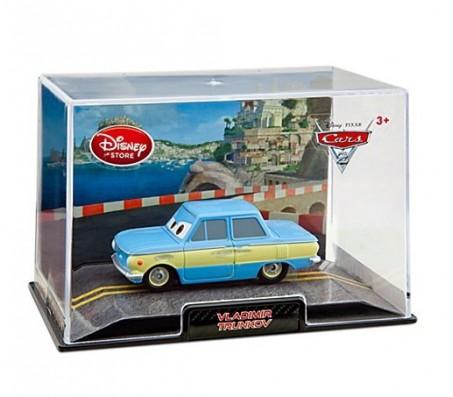 Тачки 2 Владимир Тринков Disney StoreТачки 2 (Cars 2)