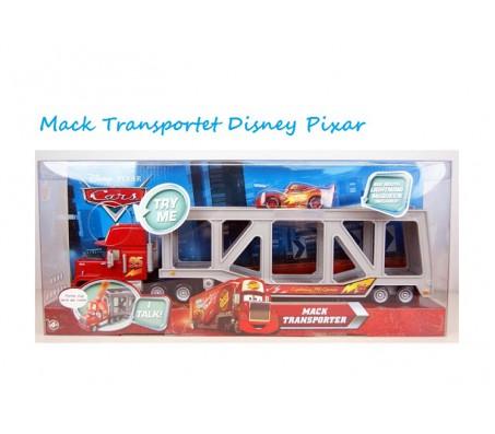 Тачки Cars Mack Transporter and McQueenТачки (Cars)