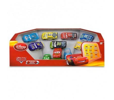 Тачки Cars набор из 10 машинокТачки (Cars)