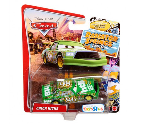 Тачки Чико MattelТачки (Cars)
