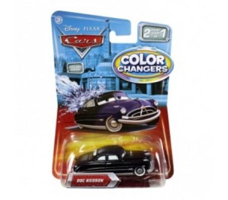 Тачки Док Хадсон color changers MattelТачки (Cars)