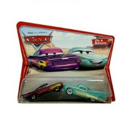 Тачки Фло и РамонТачки (Cars)