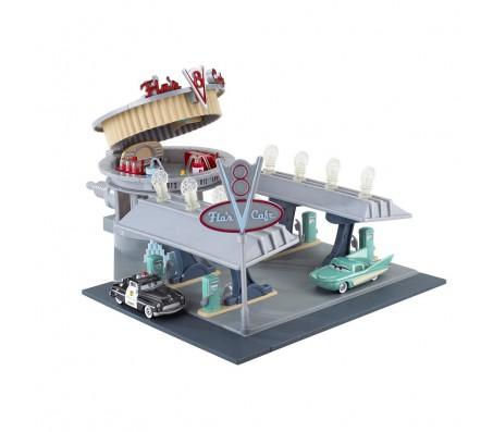 Тачки Flo V8 кафе MattelТачки (Cars)
