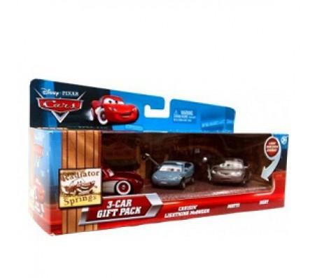 Тачки McQueen, Matti,BertТачки (Cars)
