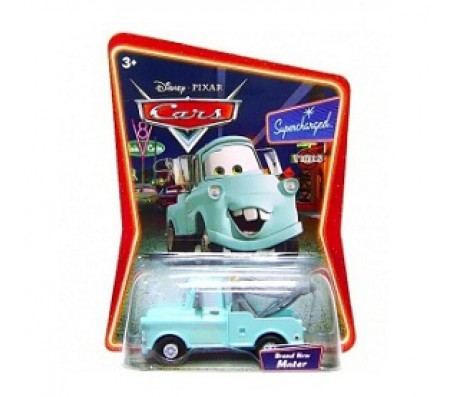 Тачки Мэтр 8см MattelТачки (Cars)