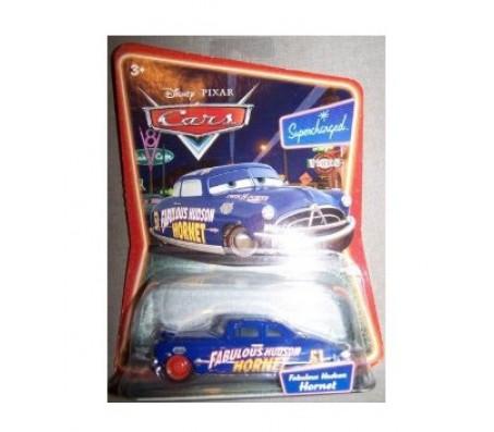Тачки Supercharged Fabulous Hudson Hornet MattelТачки (Cars)