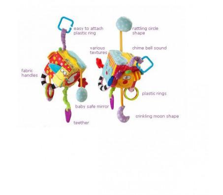 Taf toys Игрушка КубикПогремушки, подвески, прорезыватели