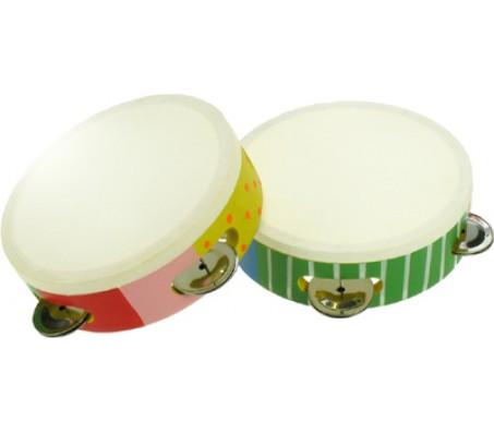 ТамбуринМузыкальные игрушки