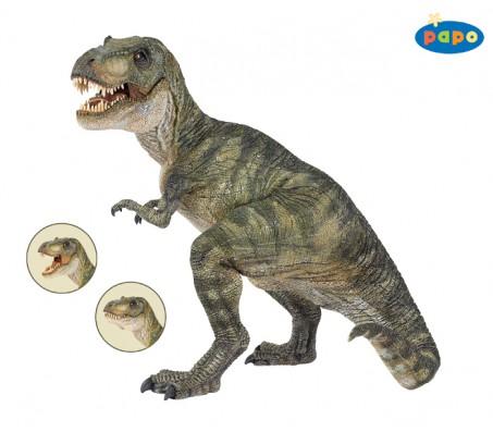 Тиранозавр Рекс PapoФигурки динозавров