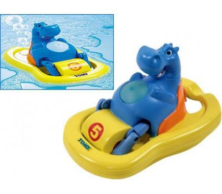 TOMY Игрушка для ванной Бегемотик.Для купания