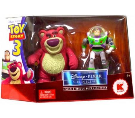 Toy Story 3 БаззЛайтер и ЛотсоИстория игрушек (Toy Story)
