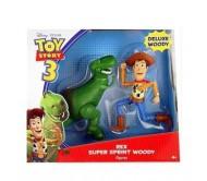 Toy Story 3 Бегущие Рекс и Вуди