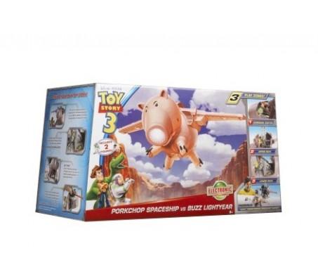 Toy Story 3 Космический корабль Dr. Porkchop MattelИстория игрушек (Toy Story)