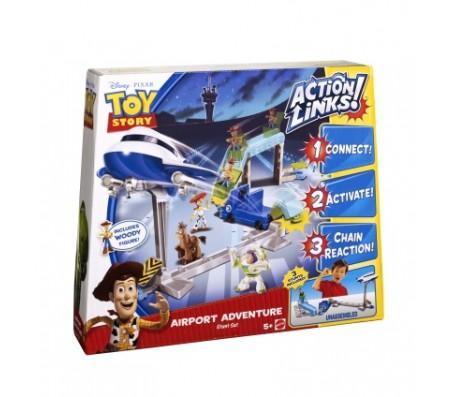 Toy Story 3 Приключение в Аэропорте MattelИстория игрушек (Toy Story)