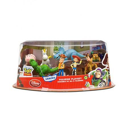 Toy Story 8 фигурокИстория игрушек (Toy Story)